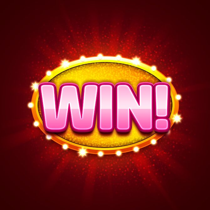 Win sign on Behance