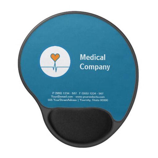Alfombrilla ratón gel Mod. Healthcore - Ergonómica