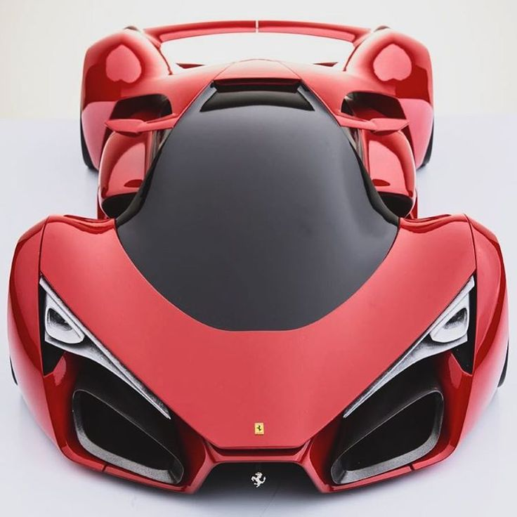 1200 HP Ferrari F80 • Design by Adriano Raeli • Thoughts?