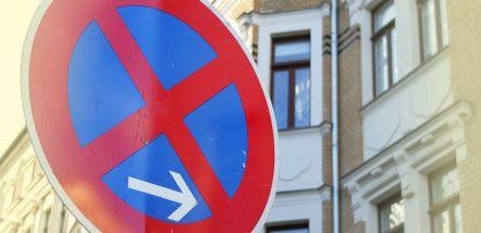 Halteverbot & Parkverbot einrichten   Herlitz-Umzugsfirma