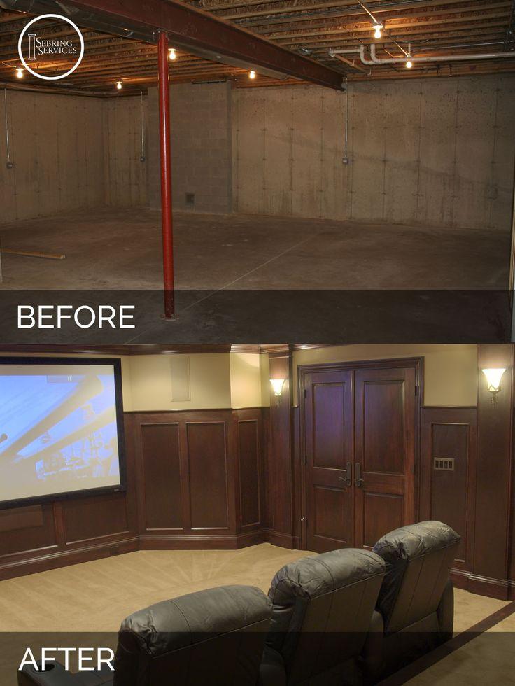 17 best ideas about basement remodeling on pinterest basement finishing basement flooring and. Black Bedroom Furniture Sets. Home Design Ideas
