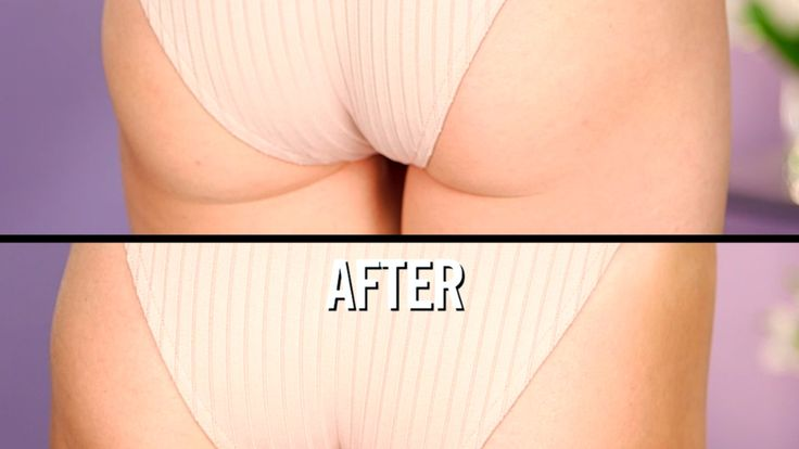 I think I've gotta draw the line here..  Give your butt a quick lift with this contouring hack!