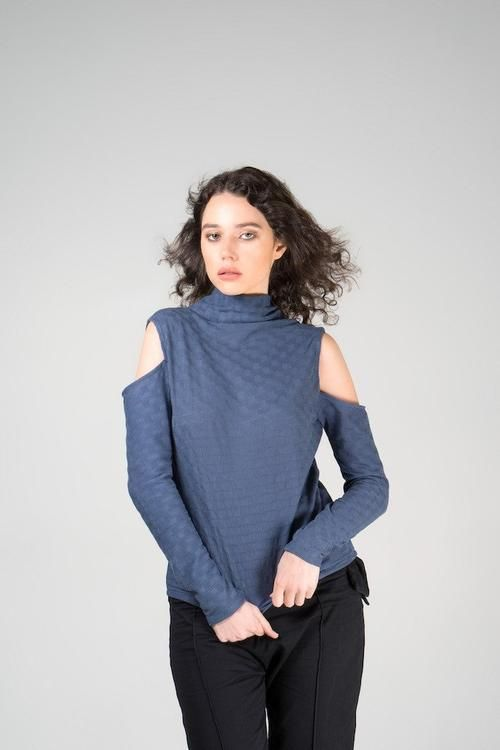 shop ethical sustainable & ethical clothing by Indecisive. Hestia Jumper
