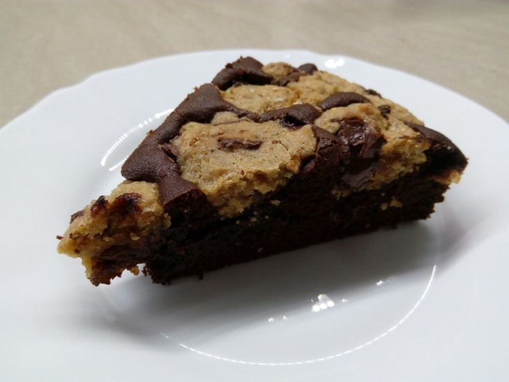Brookies- if you like brownie and cookies you find ideal recipe for you