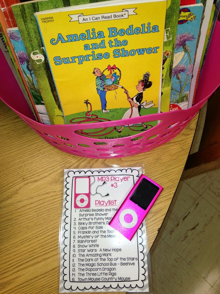 Ipods in the Classroom for Listen to Reading by Simply Skilled in Second  #secondgradeteachers  (listen to reading, Daily 5, iPods, bright ideas)