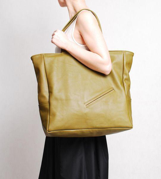 #bagsbylenka NALA GREEN