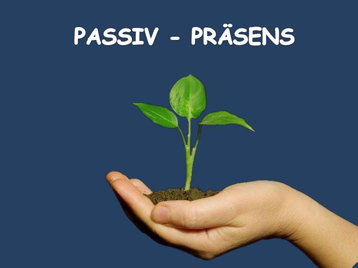 Passiv-Präsens: Was geschieht auf dem Feld? PPt zum gleichnamigen Arbeitsblatt werden + Partizip II DaF / B2.2 LINK zum Arbeitsblatt:  http://www.slideshare.ne…