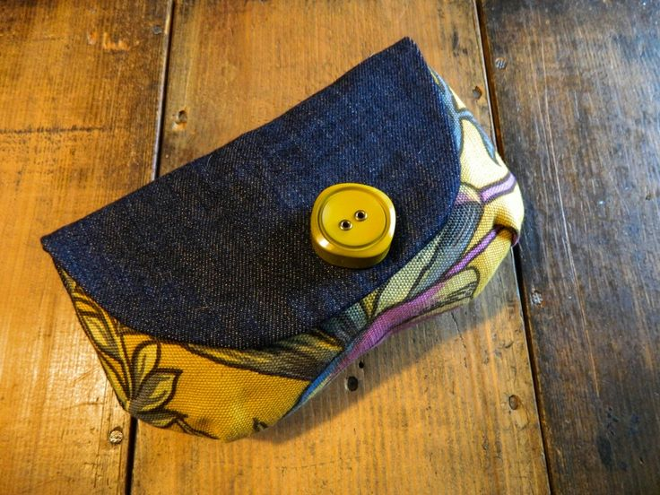 Cute pochette! Handmade in Tuscany