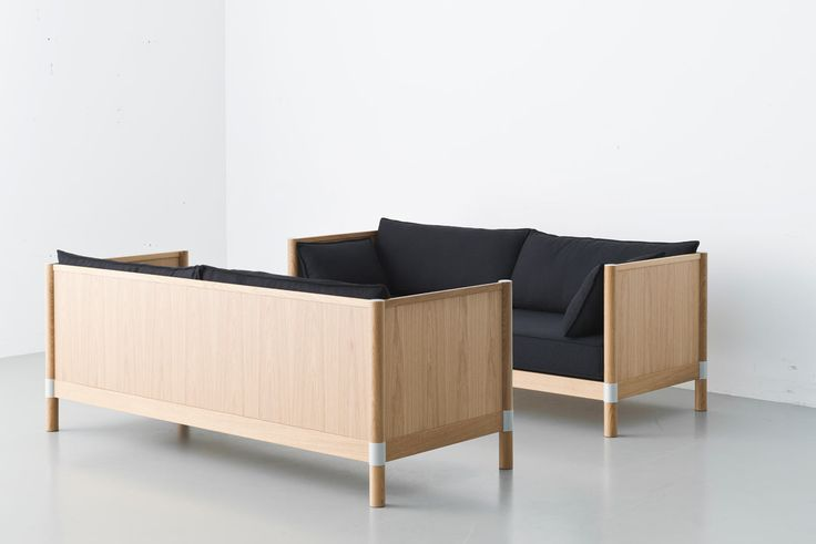 Cyl Office Furniture designed by Ronan and Erwan Bouroullec for Vitra