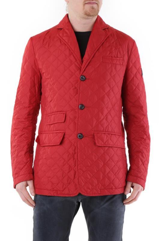 Giacca Uomo Husky (VI-HSK0124) colore Rosso