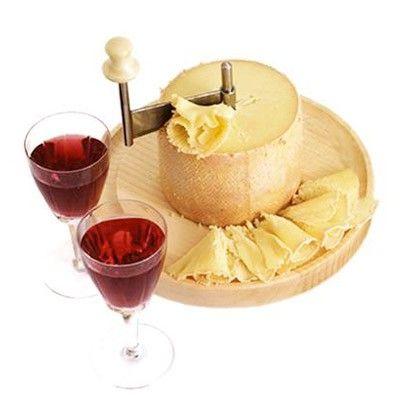 Rallador de queso degustación