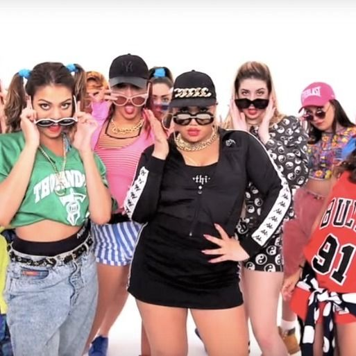 """I got """"Bulls jersey girl."""" Which Dancer From Justin Bieber's """"Sorry"""" Video Are You?"""