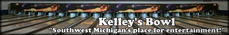 Kelley's Bowl - Southwest Michigan's Bowling Entertainment Center  St. Joseph, Michigan  27.9 Miles from Southwestern Michigan College