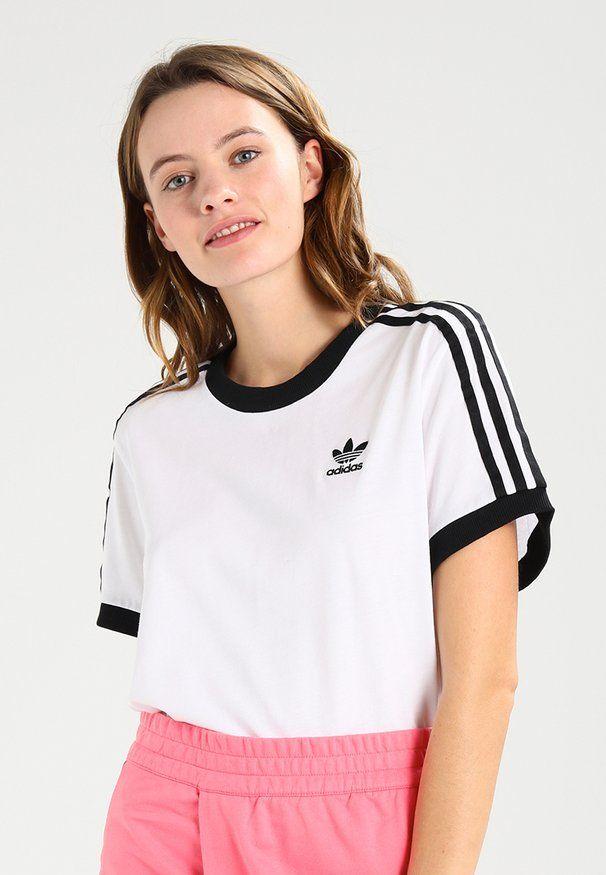 adidas originals t-shirt z nadrukiem
