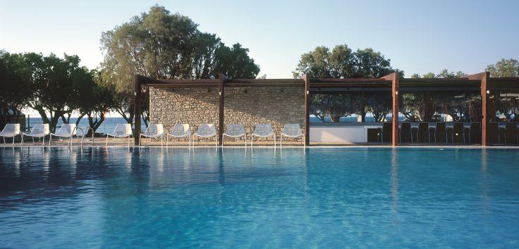 Doryssa Seaside Resort Pool Area