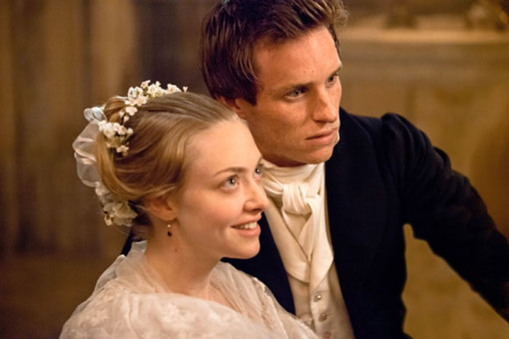 'Les Miserables' Movie: Amanda Seyfried and Eddie Redmayne!!