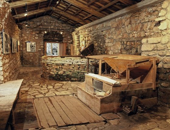 VISIT GREECE| Open Air Water-power Museum in Dimitsana #museums #art #culture #peloponnese