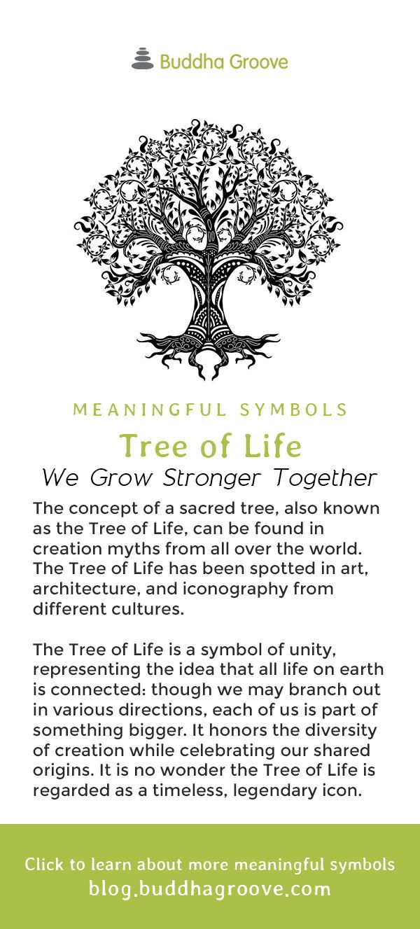 Meaningful Symbols A Guide To Sacred Imagery Tree Of Life