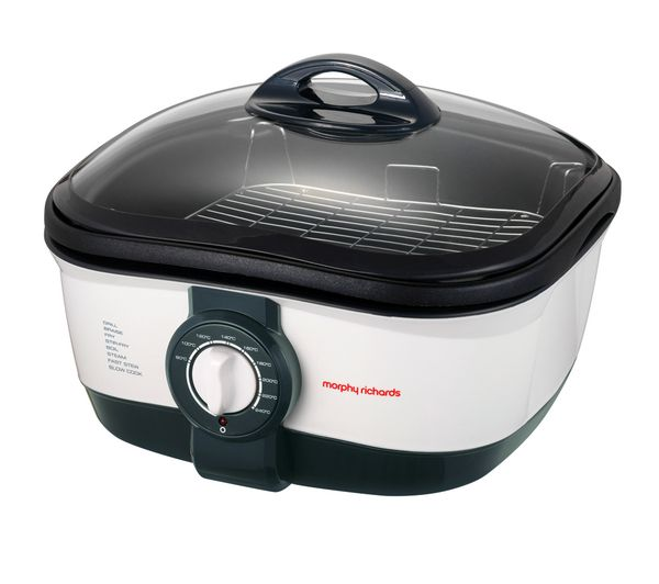 Buy MORPHY RICHARDS Intellichef Multicooker Steamer and Fryer | Free Delivery | Currys #KitOutYourKitchen