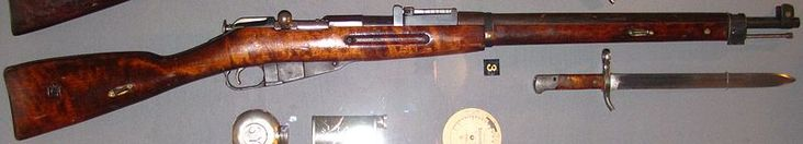 Mosin Nagant M28-30   Do you think we should ban this gun?   Is it an assault weapon?