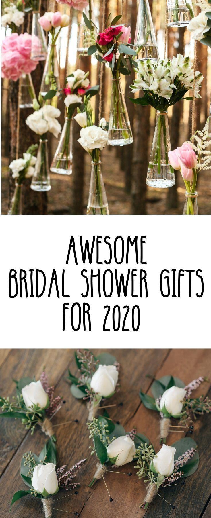Wedding Gifts 2020 In 2020 Fun Wedding Shower Gifts Wedding Gifts For Newlyweds Bridal Shower Gifts