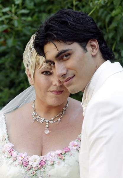 laurence boccolini pouse le 31 juillet 2004 mickal fakalo ex mister tahiti - Laurence Boccolini Mariage Photo