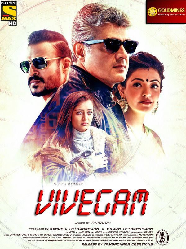 Vivegam 2018 Hindi Dubbed Movie 720p HDRip Download Watch