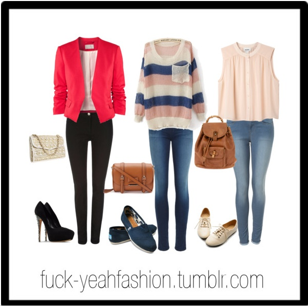teen styling outfits - Google Search