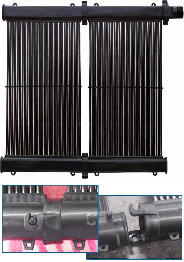 Aquecedor Solar Unisol - Aquecedor Solar para Banho - Aquecedor Solar para Piscinas