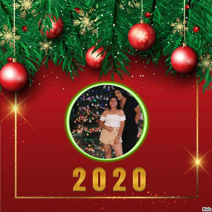 Photo montage's result 2020 NEW YEAR Pixiz Año nuevo