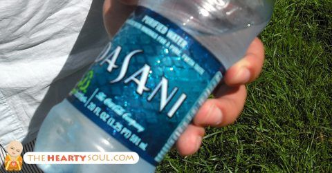 Image of Alarming Discovery: Dasani Bottled Water Has the Same Ingredients Found in Lethal Injections and Fertilizer