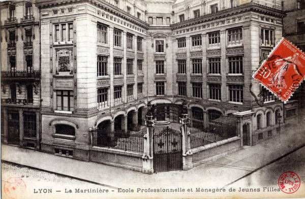 Ecole de la Martinière