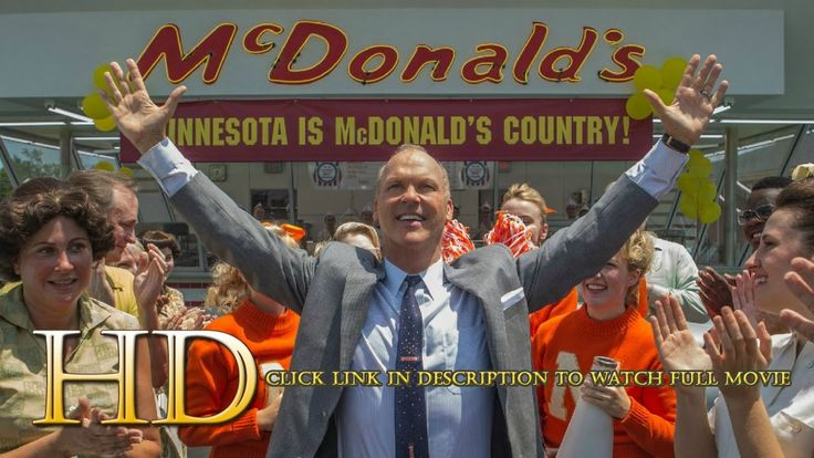 The Founder FULL  HD FREE