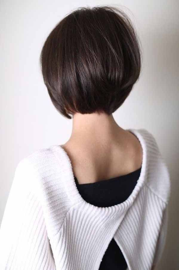 If you don't want to lose your money and valuable time, then these short bob hairstyle is your number one choice. Press here. You need to try to have a look!