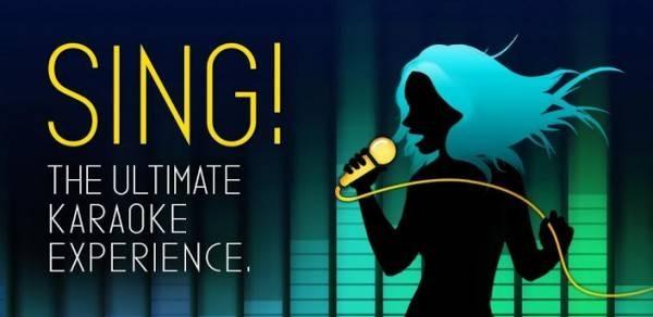Te gusta cantar y cuentas con smartphone con Android, no dejes de leer este articulo ya que te recomendaremos una aplicación para android que hará que tu dispositivo funcione como un karaoke gratis. La aplicación denominada Sing! Karaoke sera la encargada de dar un experiencia y diversión inmediata con tan solo nuestro dispositivo, cuenta con amplio catalogo de canciones que puedes cantar con tus amigos y familia, en fiestas, reuniones, etc.