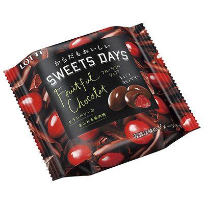 """套房天<水果巧克力滿整個蔓越莓> - 食品@新產品 - 從""""新產品""""看看現在和未來的食物!"""