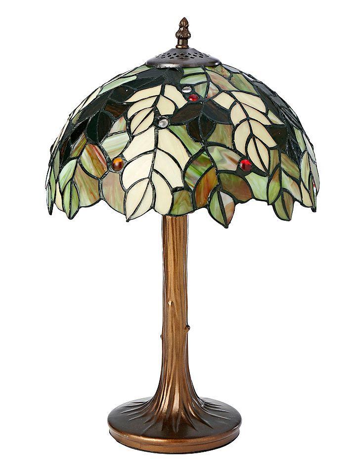 heine home Tiffany-Tischleuchte Tiffany Leuchte Jetzt bestellen unter: https://moebel.ladendirekt.de/lampen/tischleuchten/beistelltischlampen/?uid=5f96a2cd-e00c-5514-a0f8-dfc365250af6&utm_source=pinterest&utm_medium=pin&utm_campaign=boards #lampen #tischleuchten #beistelltischlampen