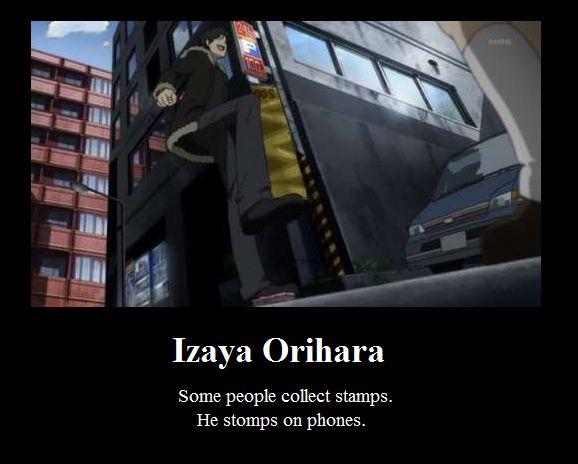 Izaya Orihara by Freax456 on DeviantArt
