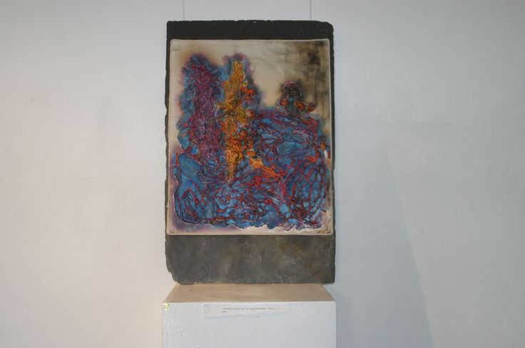 27.	Alice O Shea, 'Angels and Demons', Mixed Media, €500.