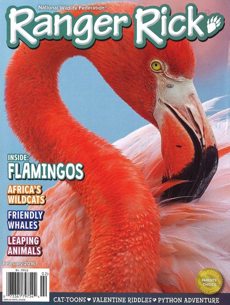 Ranger+Rick+Magazine