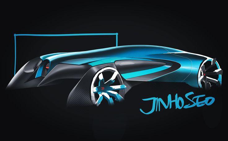 Bugatti concept 2017
