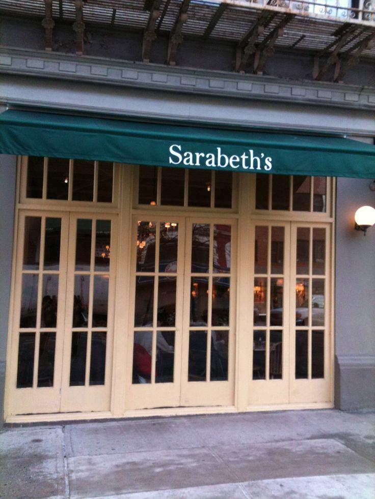 Un brunch a New York? Io adoro le uova benedict che servono da Sarabeth!