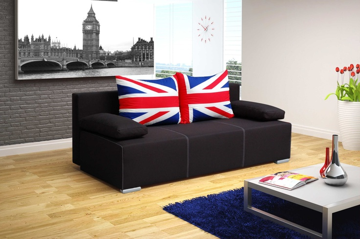 las 25 mejores ideas sobre canap convertible pas cher en pinterest fauteu. Black Bedroom Furniture Sets. Home Design Ideas
