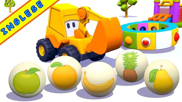 Cartoni animati per bambini: Max e la frutta