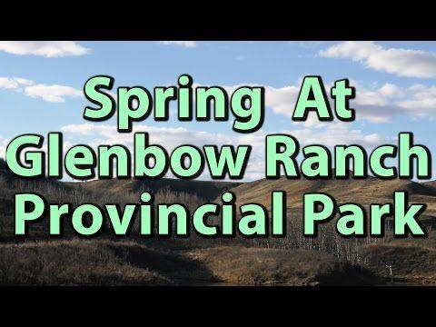 Glenbow Ranch Provincial Park 4K Video – Journey Alberta