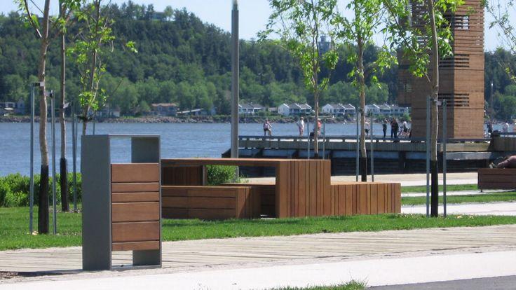 Samuel De Champlain Qc Nationale Du Quebec Prize Awarded 2009 Laureate The Chicago Athenaeum Design D Amenagement Paysager Ordre Des Architectes Architecte