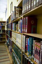 Mercy High School: Research library skills