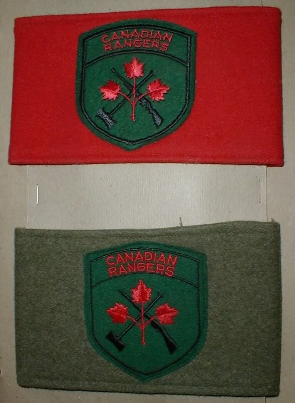 Canadian Rangers British Amp Commonwealth Military Badge