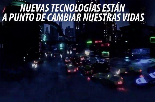 Las tecnologías del futuro [VÍDEO]
