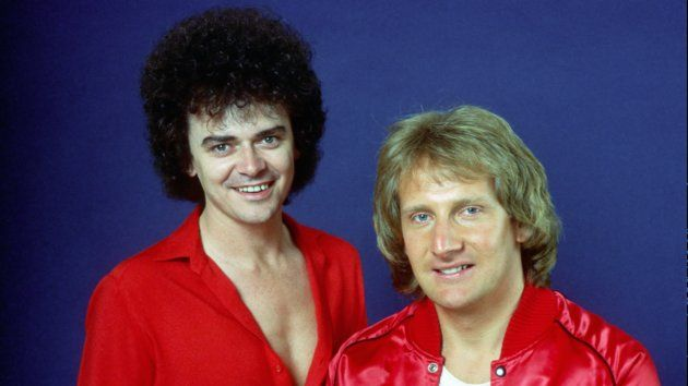 Air Supply- Aussie soft rock duo Russell Hitchcock (lead) & Graham Russell formed in Melbourne in 75. They have sold more than 100 million albums. Their greatest hits include All out of love, Every woman in the world, Lost in love, The one that you love, Even the nights are better, Making love out of nothing at all to name a few. I saw them a few months ago in concert. Russell still has the most incredible voice. They were amazing.